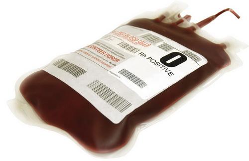 Переливание крови при прыщах